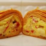 Rapp-N-Roll Breakfast Wrap